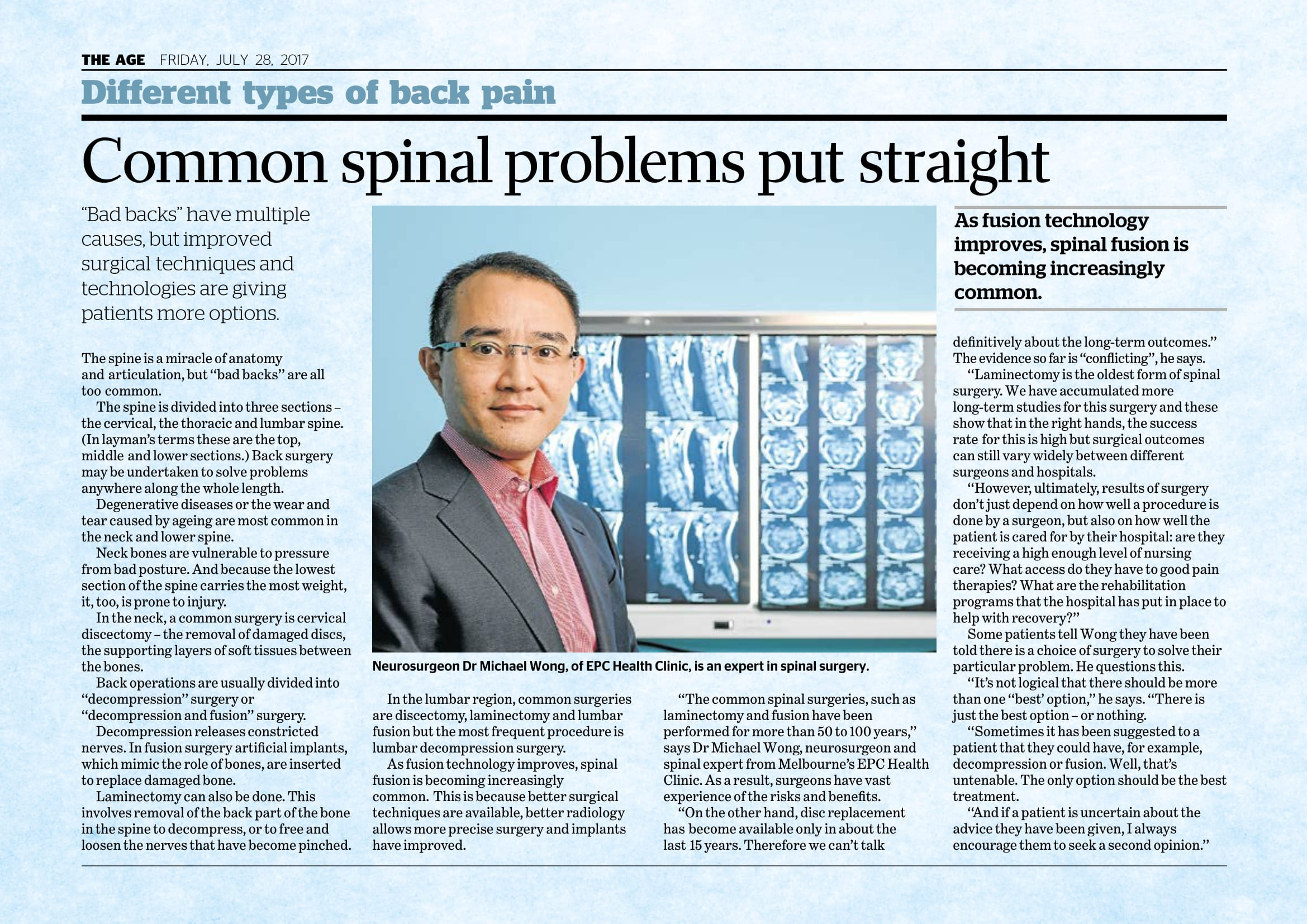 DrWong Common Spinal Problems 2017-07-31 -- proof-1